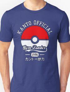 Kanto Official - Pokémon Unisex T-Shirt