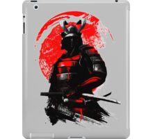 Samurai  iPad Case/Skin