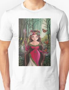 The Druid Girl Unisex T-Shirt