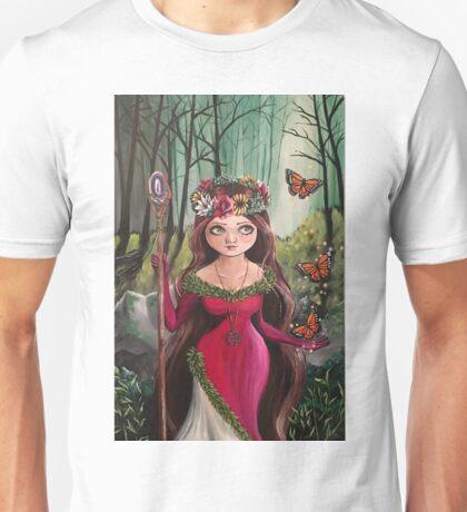 The Druid Girl Unisex T-Shirt