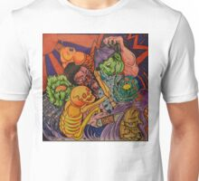 Samurai from Hell by ROBARTLV Unisex T-Shirt