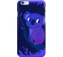 Space Koala iPhone Case/Skin
