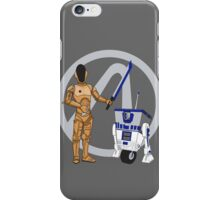 Droids of Pandora iPhone Case/Skin