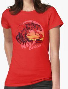 Wolf Beach T-Shirt