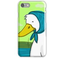 Miss Duck iPhone Case/Skin