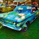 Chevrolet Corvair by jean-louis bouzou