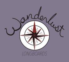 Wanderlust Longboards, solid white by lovelymissshae
