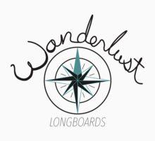 Wanderlust Longboards teal by lovelymissshae
