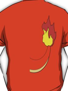 Charmander tail T-Shirt
