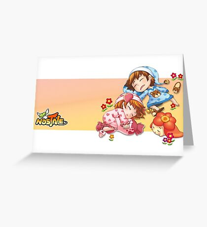 Pijama RPG Party Greeting Card