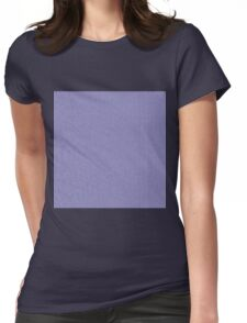 Blue brick texture Womens Fitted T-Shirt