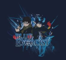 Blue Exorcist by 666hughes