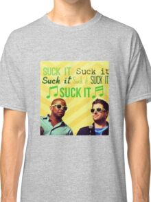 "Psych ""Suck It"" Classic T-Shirt"