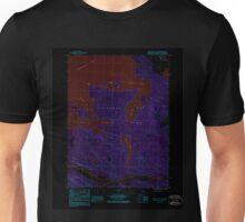 USGS TOPO Map Alaska AK Seldovia C-4 SE 353784 1987 25000 Inverted Unisex T-Shirt