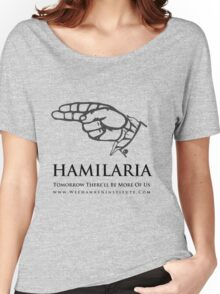 HAMILARIA - Tomorrow There'll Be More Women's Relaxed Fit T-Shirt