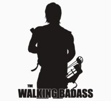 The walking badass by icedtees