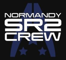 Normandy SR2 Crew by icedtees