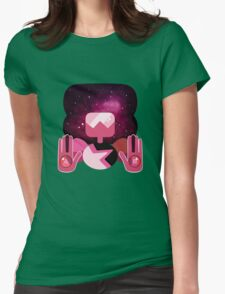 Garnet - Nebula Womens Fitted T-Shirt