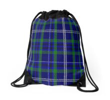 02416 Dickson (Kirkcudbrightshire) Tartan  Drawstring Bag