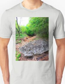 Little cave under trees Unisex T-Shirt