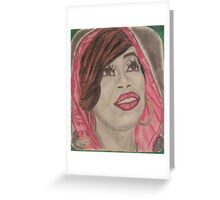 an American musician, hip hop recording artist, dancer and record producer Greeting Card