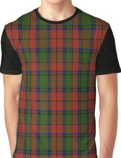 02414 Dickie Tartan  Graphic T-Shirt