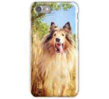Go Golden iPhone Case/Skin