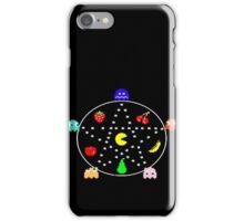 Summon PacMan! iPhone Case/Skin