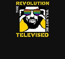 REVOLUTION WILL NOT BE TELEVISED GIL SCOTT HERON Unisex T-Shirt