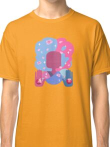 Garnet - Cotton Candy Pastel Classic T-Shirt