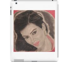 an American reality television personality, actress, socialite, businesswoman and model. iPad Case/Skin