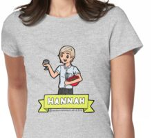Hannah Hart Womens Fitted T-Shirt