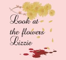 Look at the flowers Lizzie by icedtees