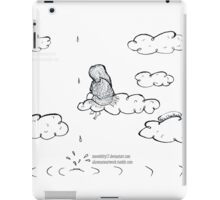 Paper Scrolls (3) Edge iPad Case/Skin