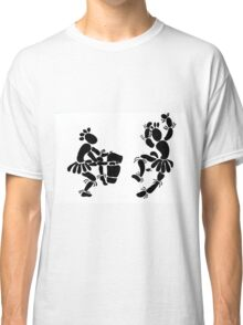 """""""Beat Of A Different Drum"""" Artwork by Carter L. Shepard""""   Classic T-Shirt"""