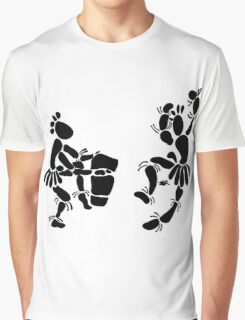 """Beat Of A Different Drum"" Artwork by Carter L. Shepard""   Graphic T-Shirt"