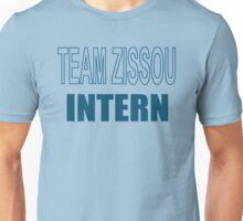 Team Zissou Intern - The Life Aquatic Unisex T-Shirt