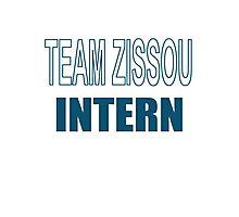 Team Zissou Intern - The Life Aquatic Photographic Print