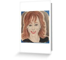 an American country music singer, songwriter, record producer, actress and television producer.  Greeting Card