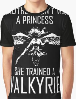 Danish - Valkyrie Graphic T-Shirt