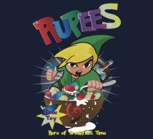 Legend of Zelda Cereal (Rupees) Kids Clothes