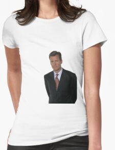 Chris Hansen Womens Fitted T-Shirt