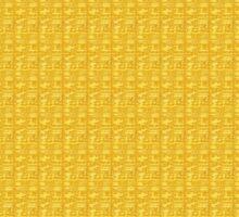 Egyptian abstract pattern Sticker