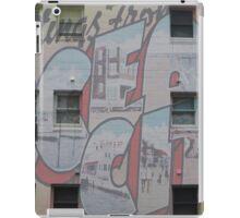 Greetings from Ocean City iPad Case/Skin