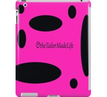 The Tailor Made Life iPad Case/Skin