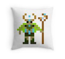 Natures Prophet Throw Pillow