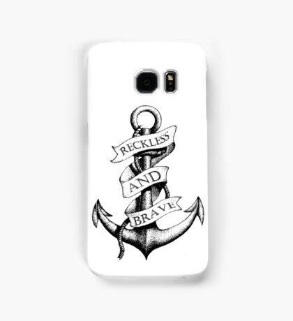 all time low anchor phone case Samsung Galaxy Case/Skin