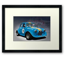 Brock - The Early Years Framed Print