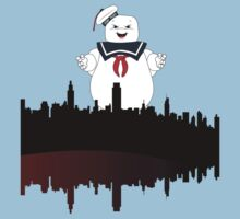 Stay Puft marshmallow man Kids Clothes