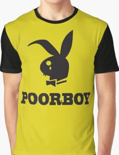 parody label Graphic T-Shirt